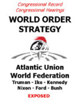 The History of the Atlantic Union and World Federalist Movement